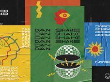 Vitamine w/ Dan Shake, Jordan & Artrax - /Form Space