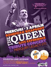 Bohemian Rhapsody > Queen Tribute Show by Merqury Legacy[Italy]