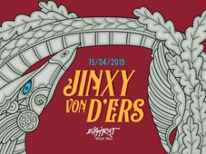 Jinxy Von D'Ers / Expirat / 15.04