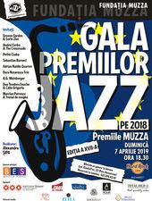 Gala Premiilor de jazz - Premiile MUZZA