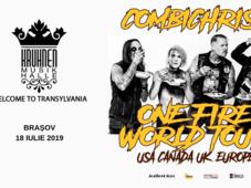 Combichrist [USA] -One Fire World Tour 2019