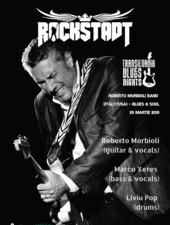 Roberto Morbioli Band (Italy / US) - Blues & Soul
