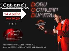 One Man Show cu Doru Octavian Dumitru