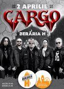 Concert Cargo la Berăria H