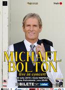 Cluj-Napoca: Concert Michael Bolton