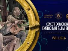 Concert extraordinar Emeric Imre & Jimi El Laco