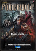 Powerwolf si Gloryhammer