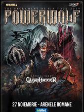 Powerwolf si Gloryhammer