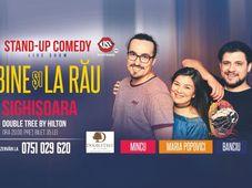 Sighisoara - Stand-up comedy cu Maria, Mincu si Banciu
