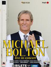 Michael Bolton la Bucuresti si Cluj-Napoca