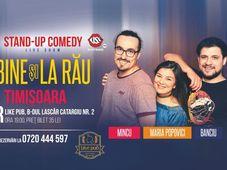Timisoara - Stand-up comedy cu Maria, Mincu si Banciu