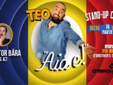 Show Aia e! - Teo si Victor Bara - Buzau la O Brothers Club