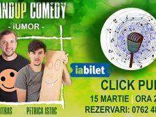 Slatina: StandUp Comedy - Bobi Dumitras & Petrica Istoc