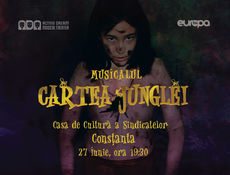 Constanta: Cartea Junglei - Magia spectacolului musical
