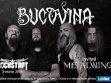 Concert Bucovina & Metalwings (BG)