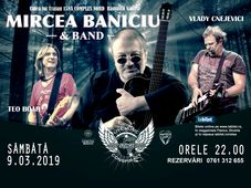 "Mircea Baniciu & Band | ""Esarfa in dar"" 