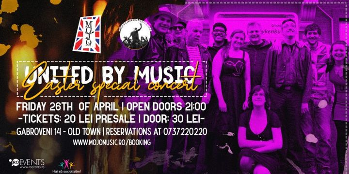All Star Band - unitedbymusic - Easter special concert | #Supportyourlocalbands