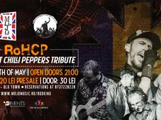 Romanian Hot Chilli Peppers - RHCP Tribute #SYLB