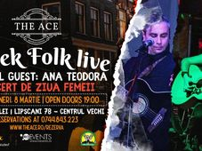 Bolek Folk | Concert de ziua femeii cu Ana Teodora