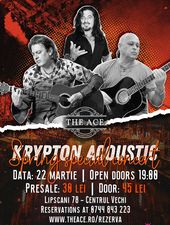 Krypton acoustic live @The Ace