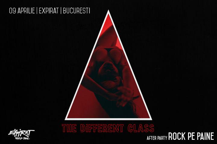 The Different Class / Expirat / 09.04