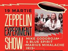 Mike Godoroja, Marius Mihalache, IRIS > Zeppelin Experiment Show