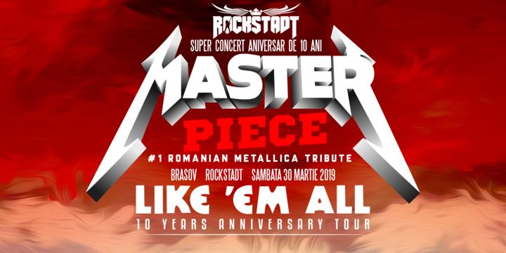 Masterpiece (tribut Metallica)