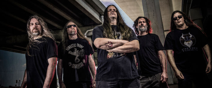 Cluj-Napoca: Cannibal Corpse la /FORM Space