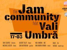 The Jam Community feat. Vali Umbră / Expirat / 17.03