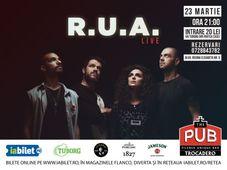 R.U.A. Live la The PUB