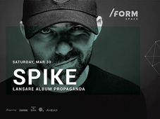 Spike at /FORM SPACE