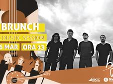 Concert byron la Acaju Iasi. Brunch acoustic session