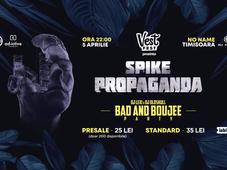 Spike at Timisoara