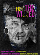 30.03 // For The Wicked // Rock Halle Constanta