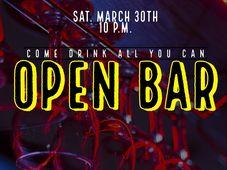 Open Bar - CMC
