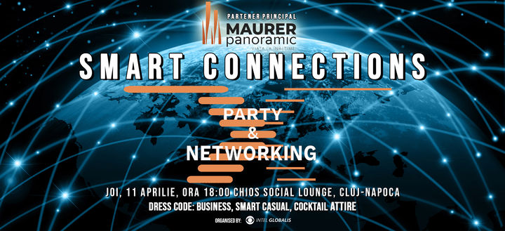 Smart Connections Party & Networking