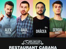 Stand-up comedy cu Raul Gheba, Alex Mocanu, Bogdan Dracea & Sergiu Mirica