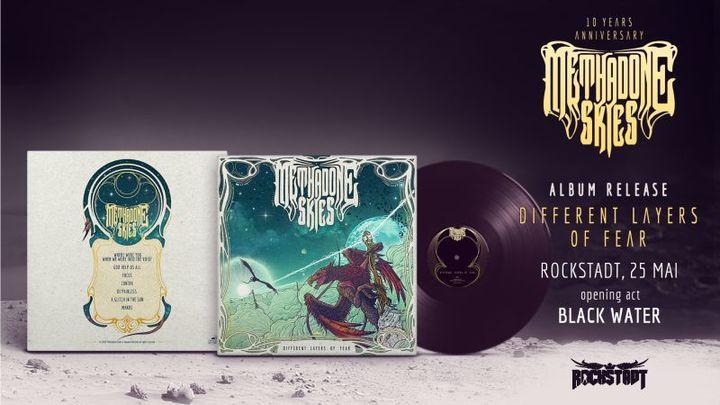 Methadone Skies - Lansare de album