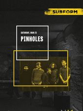 Pinholes at SubForm