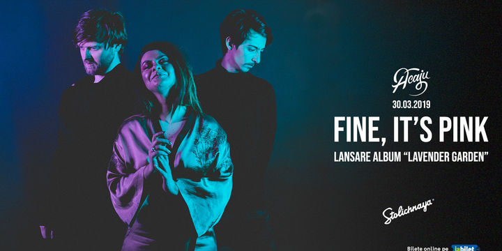 Fine, It's Pink | Lansare album