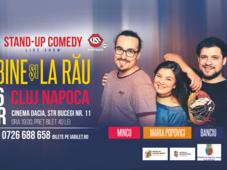 Cluj-napoca - Stand-up comedy cu Maria, Mincu si Banciu