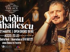 Ovidiu Mihăilescu | Concert de folkist @The Ace