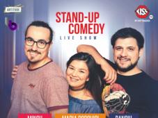 Oradea - Stand-up comedy cu Maria, Mincu si Banciu