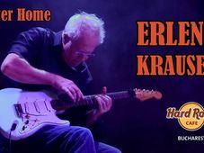 Erlend Krauser în premieră la Hard Rock
