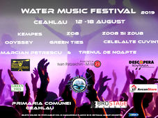 Water Music Festival Ceahlau