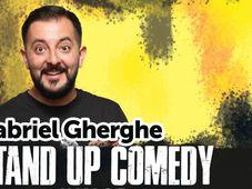 Stand-up Comedy cu Gabriel Gherghe