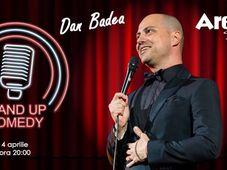 Stand-up comedy cu Dan Badea