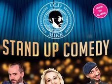 Stand-Up Comedy Bucuresti cu Anisia, Dumitru si Zloteanu