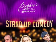 Stand-Up Comedy Sambata cu Anisia, Dumitru si Zloteanu