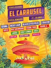 Black Eyed Peas si J Balvin la El Carrusel Festival